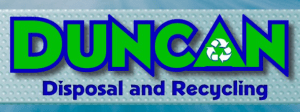 Duncan Disposal Logo
